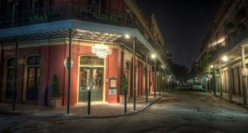 New Orleans haunted city guide