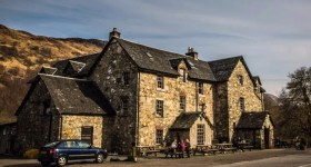 Drovers Inn, Scotland