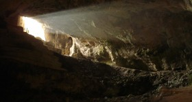 Davelis Cave in Greece