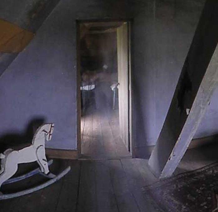 Jenner's attic Ghost