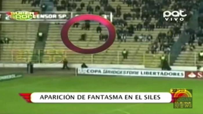 Copa Libertadores Stadium Ghost