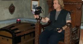 Kinect Figure Captured at Loveland Castle, Ohio USA.