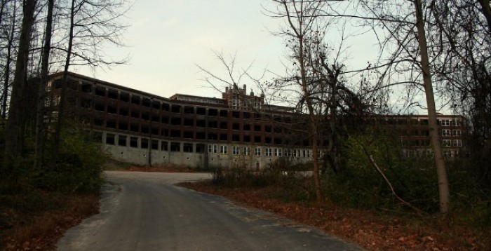 Waverly Hills Sanitorium
