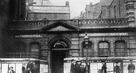 aldgate-station