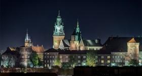 Wawel Castle Kraków, Poland
