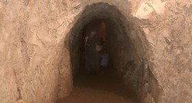 Hell Fire Caves