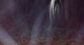 Possible apparition located in NC