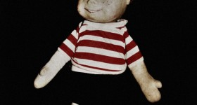 Haunted Doll Moves on Camera!