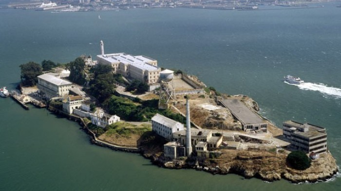 Alcatraz - 'The Rock'