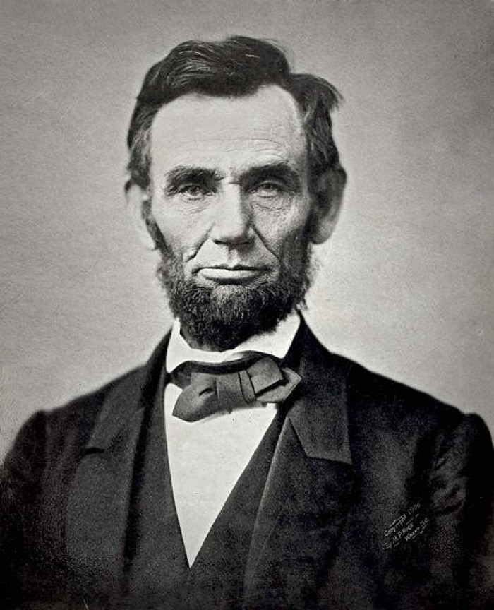 Ghost of President Abraham Lincoln