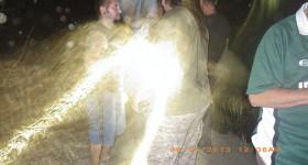Strange lights at SC Village