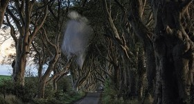 The Dark Hedges, Ghost of The Grey Lady