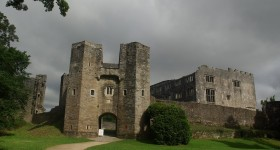 Ghosts of Berry Pomeroy Castle
