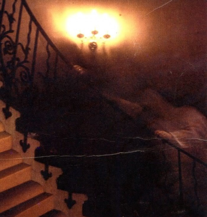 The Queen's House Ghost