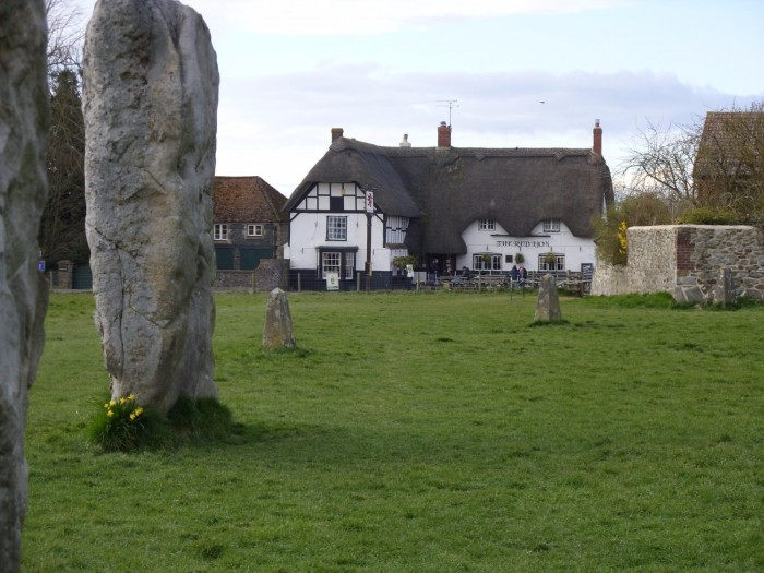 Red Lion Pub, Avebury