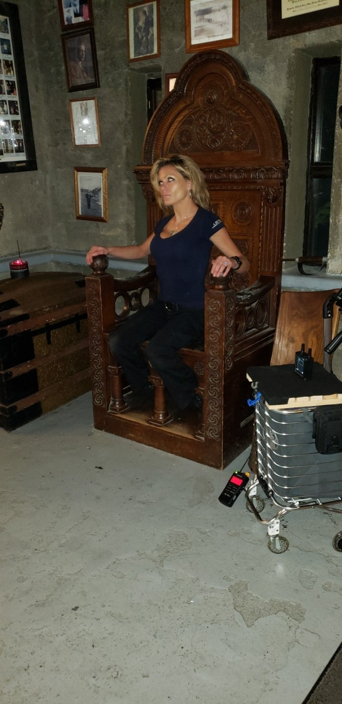 EVP Captured at Loveland Castle, Ohio USA.