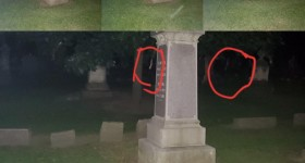 Spring Lake Cemetery Spectrewaves Paranormal
