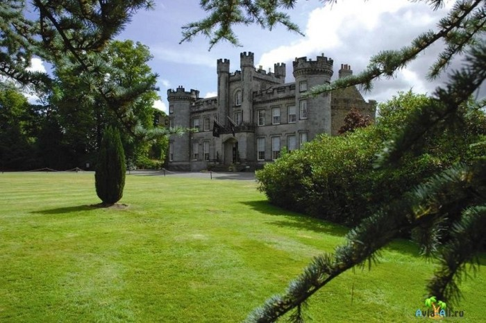 Airth Castle Stirlingshire, Scotland