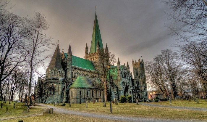 Nidaros Cathedral, Norway