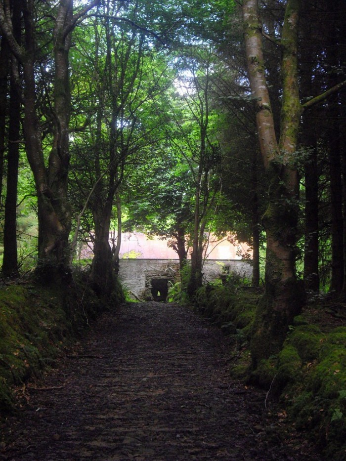 The Haunted Cottage of Cooneen