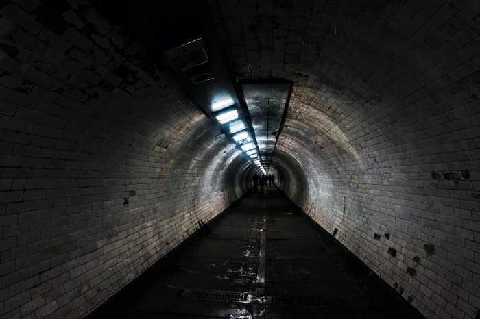 Greenwich Foot Tunnel Ghosts
