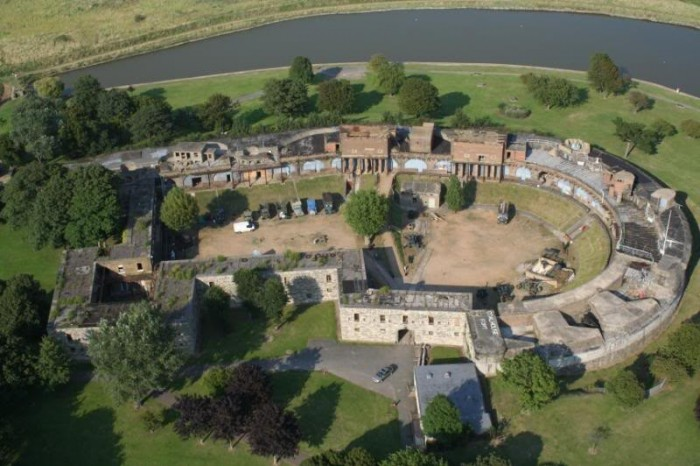 Coalhouse Fort Haunted Locations Europe Ghostwatch