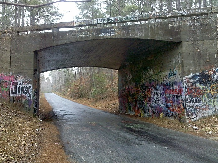 Crawford Road Bridge - Yorktown