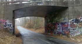Crawford Road Bridge - Yorktown