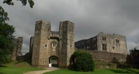 Berry-Pomeroy-Castle