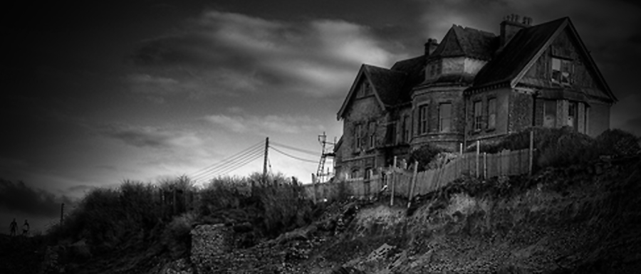 Haunted house for sale? - Buyer beware
