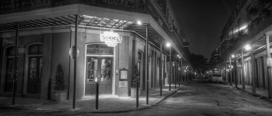 Ghost guide - New Orleans, Louisianna