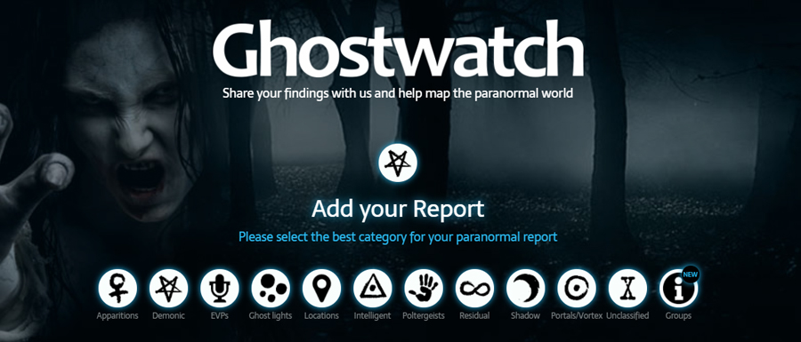 Ghostwatch Classifications